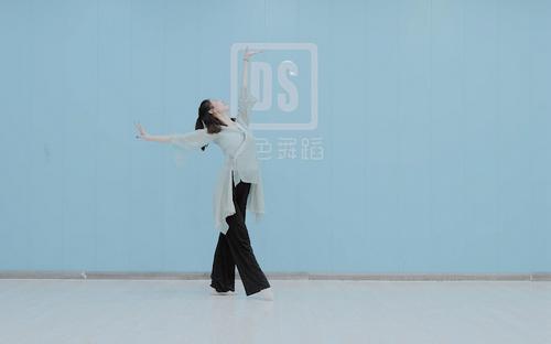 适合女生独舞的古典舞剧目《痴情冢 》教学